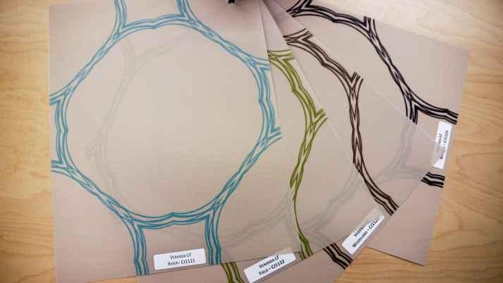 Veranda Roller shade fabric Blinds.com