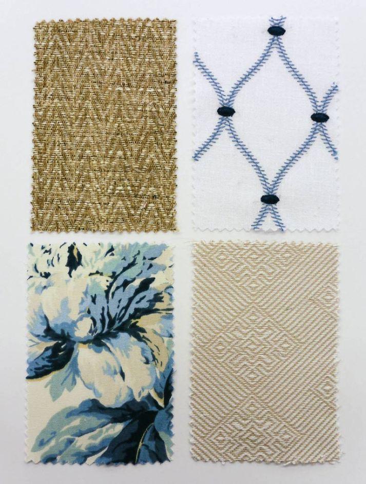 Blinds.com Classic Roman Shade Fabrics