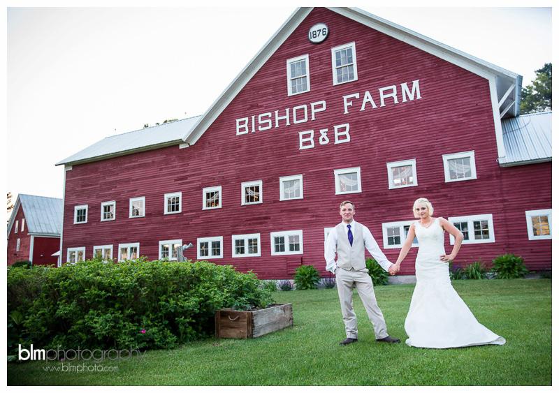 Bishop Farm Wedding Photos| Kathleen & Buddy | New Hampshire Wedding Photographer | Rustic Elegant June Wedding | BLM Photography_053.jpg