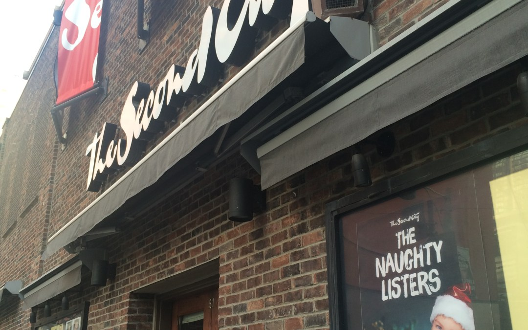 Second City's The Naughty Listers