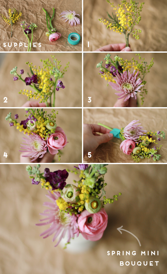 spring-mini-bouquet-step-by-step