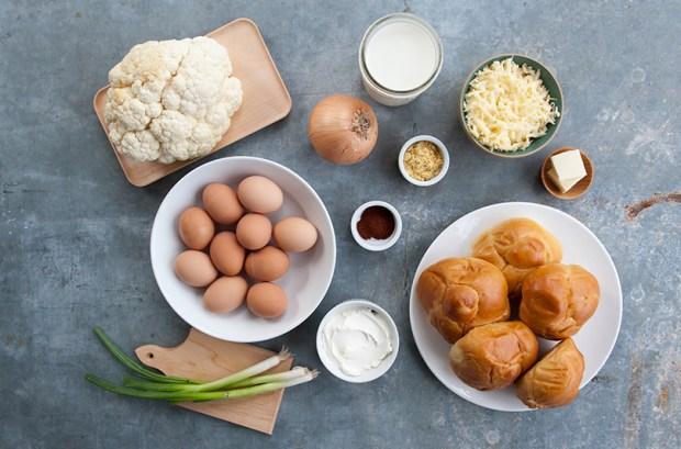 Breakfast Casserole | Blue Apron