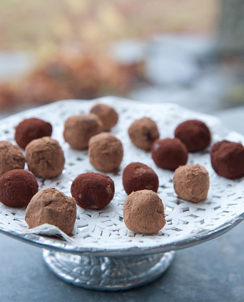 Truffles | Blue Apron