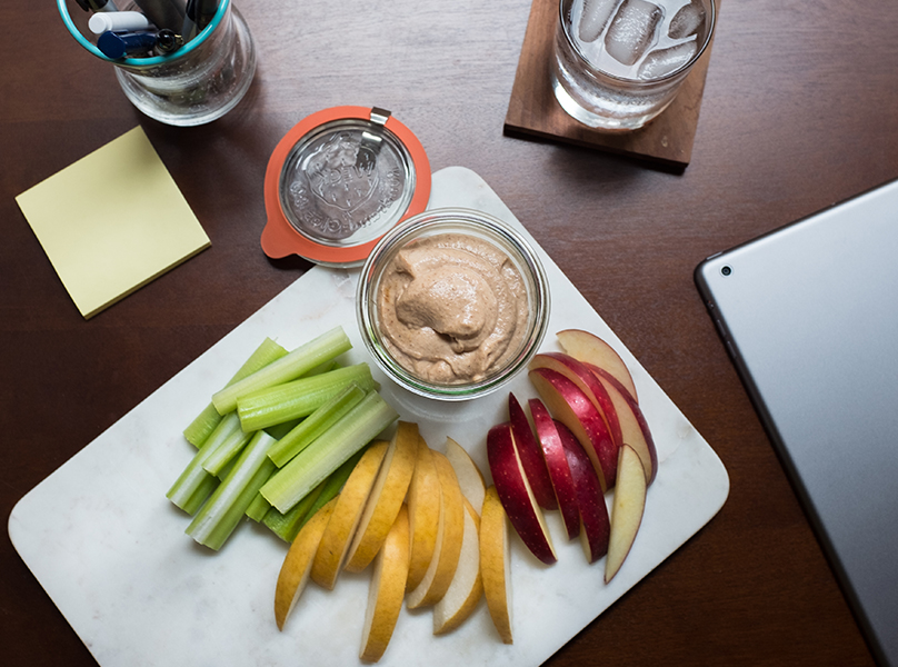Apple butter dip