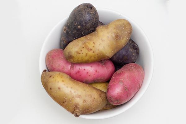 Heirloom Fingerling Potatoes