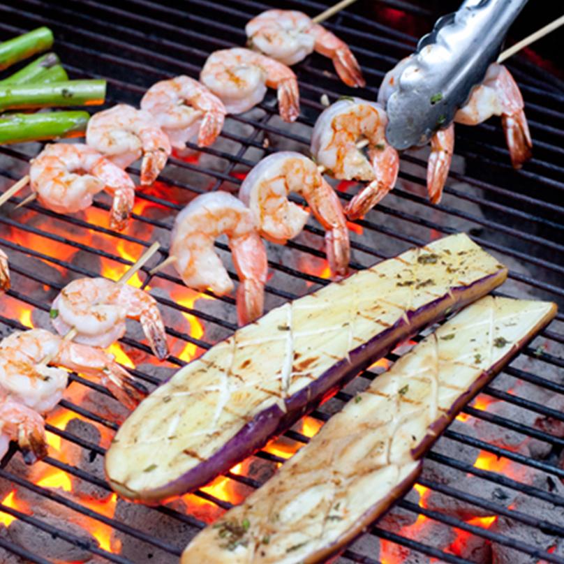 #BlueApronSummer Outdoor Dining