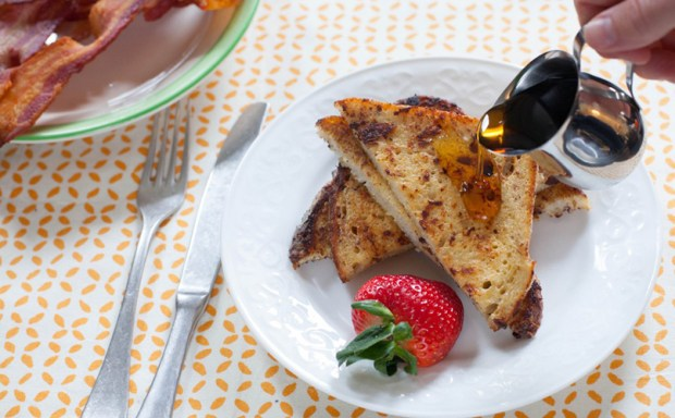 french toast mother's day