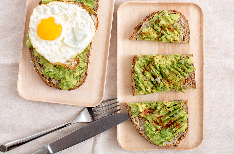 Avocado Toast | Blue Apron