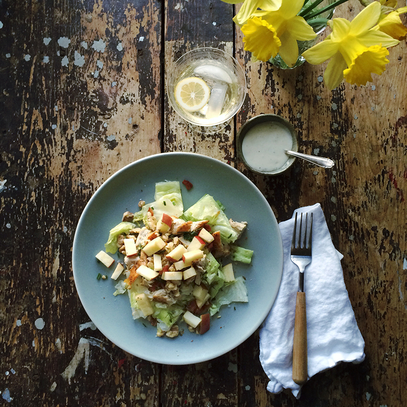 Chopped Salad by Cindy Loughridge