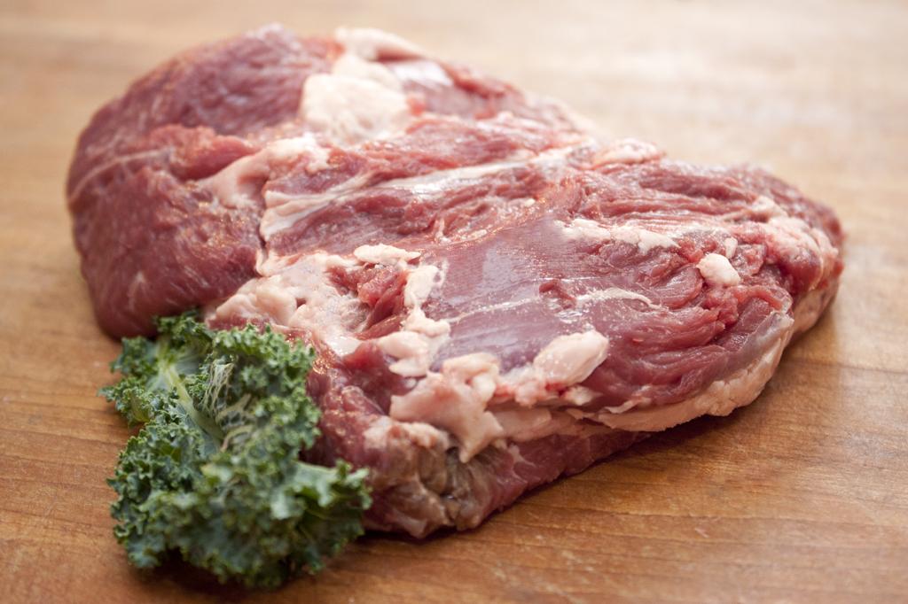 sirloin lamb steak