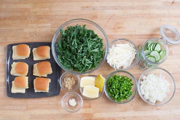 Sloppy Joe Sandwich Ingredients