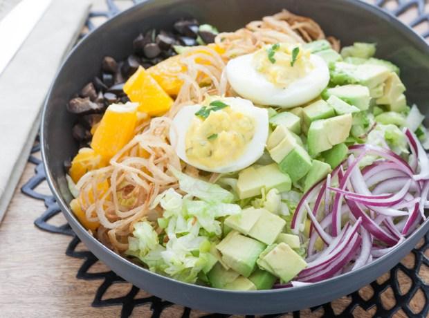Veg Cobb Salad