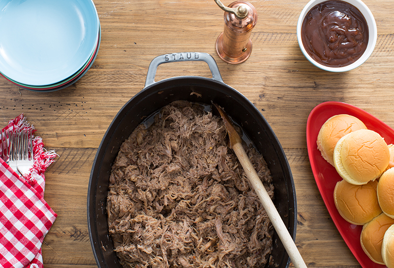 Pulled Pork - Pull