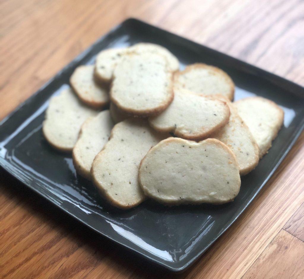Simple shortbread recipe