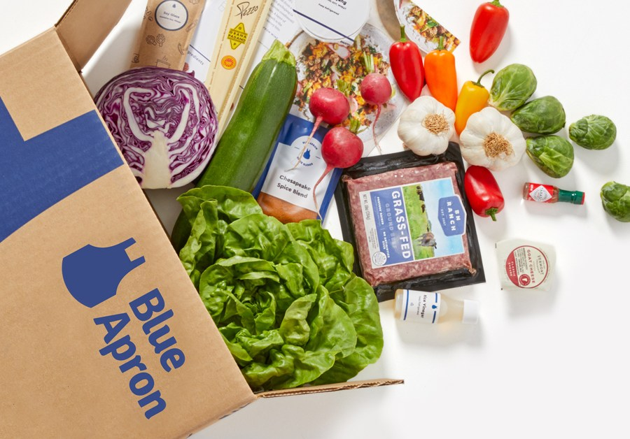 Meal Delivery Kits