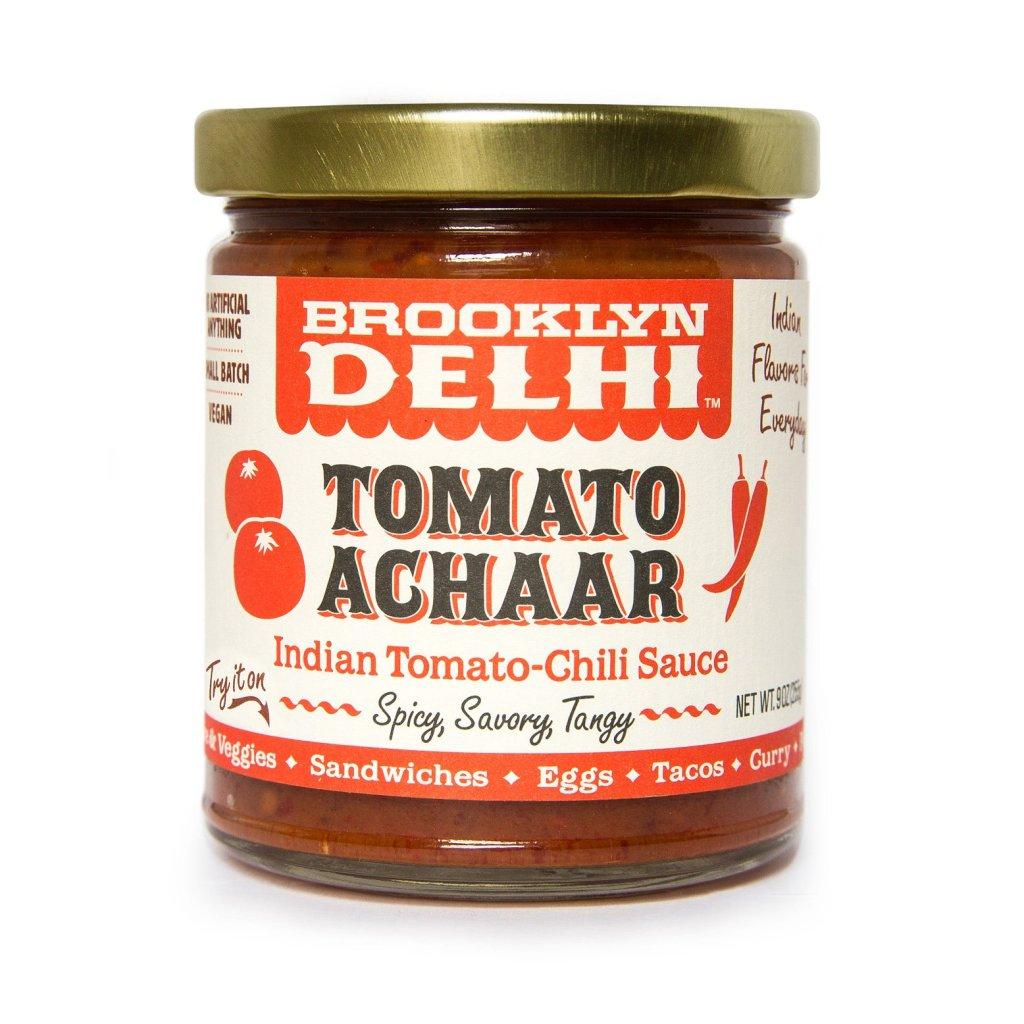 jarred tomato chutney