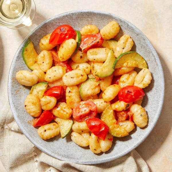 Gnocchi with Calabrian Chili Sauce