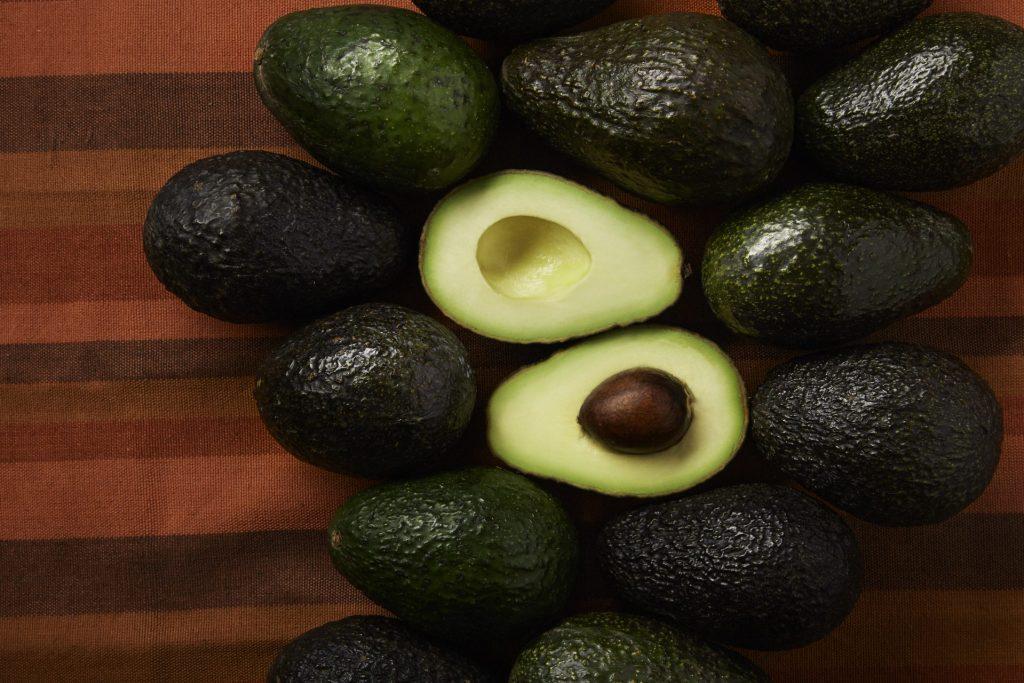 Ripe Avocados for Guacamole Recipe