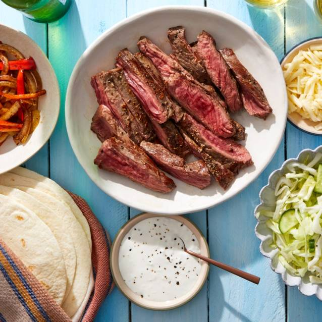 steak tortilla filling recipe