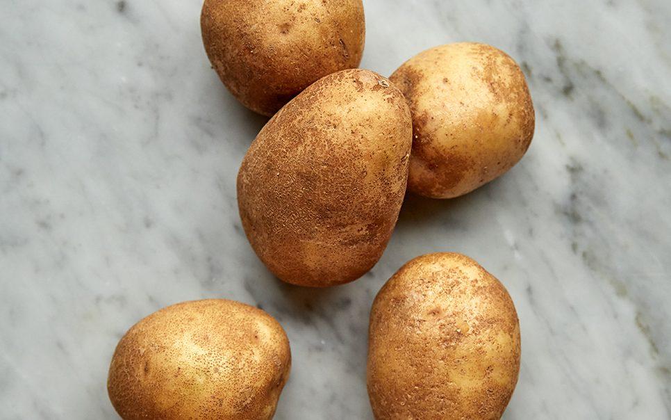 future baked potatoes