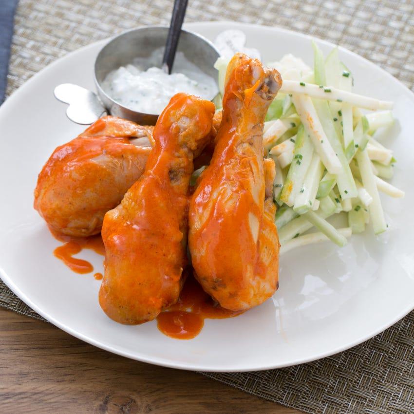 buffalo sauce chicken