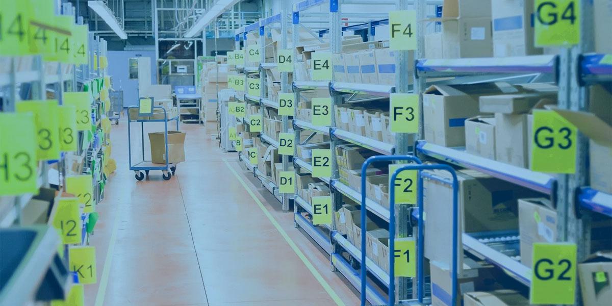 O poder do endereçamento logístico no estoque