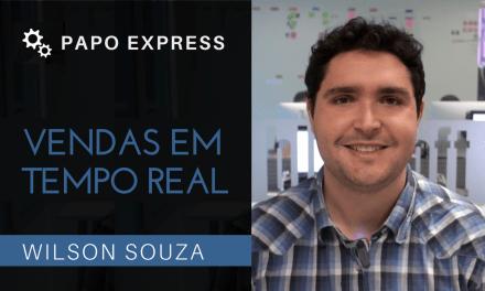 [Papo Express] Vendas em Tempo Real
