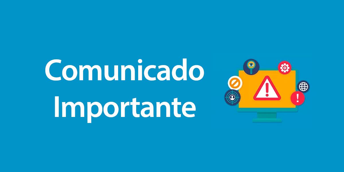 Atenção – Indisponibilidade dos servidores da Sefaz/SP 04/02/2018