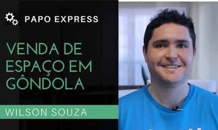 [Papo Express] Venda de Espaço em Gôndola