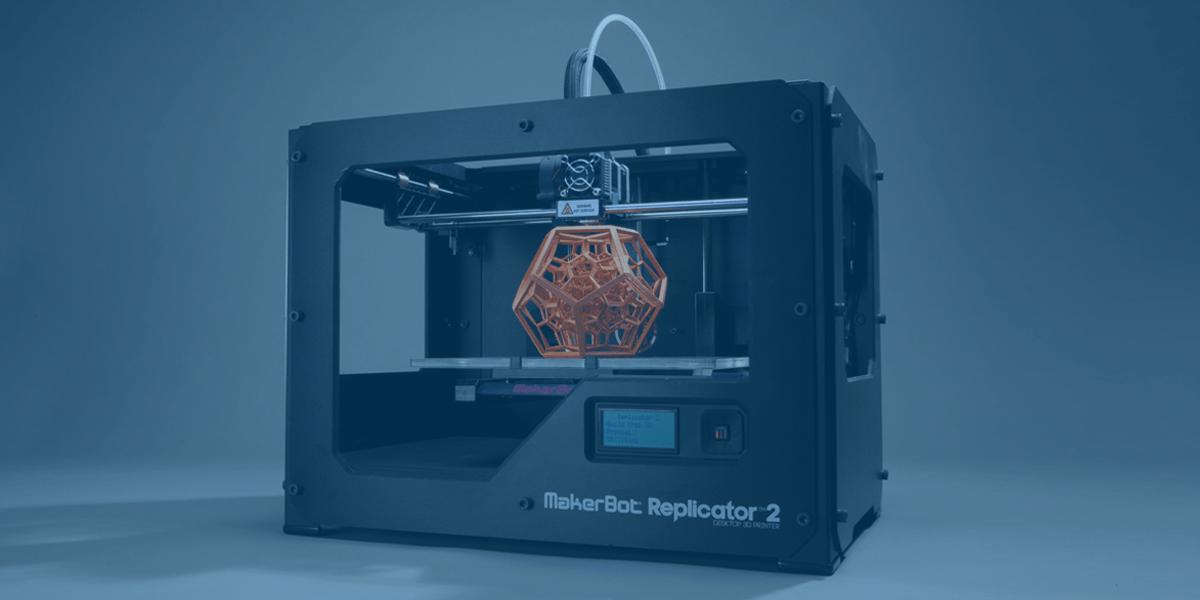 Impressoras 3D na logística