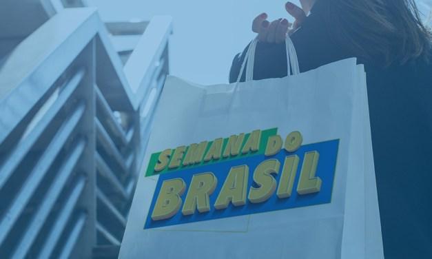 Semana do Brasil: entenda mais sobre essa novidade que promete aquecer o varejo