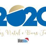 Boas festas!   Feliz 2020!