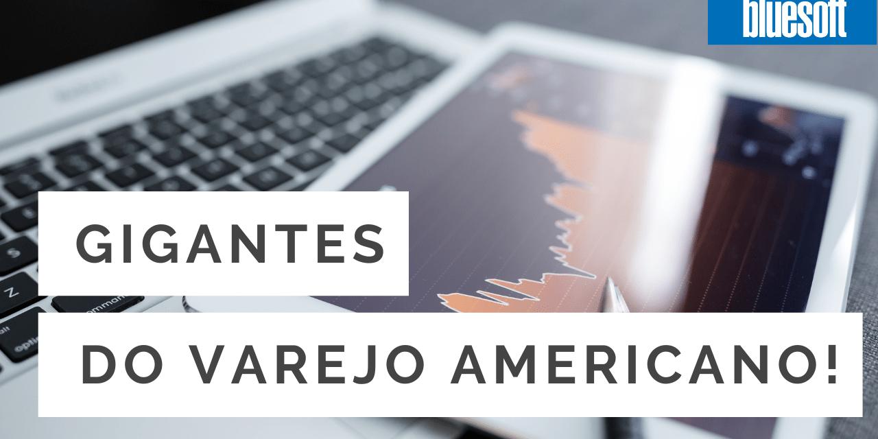 Os Gigantes do Varejo Americano