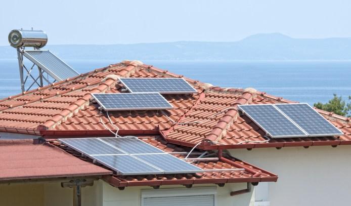 energia elétrica solar _ diferença do aquecimento e gerção elétrica