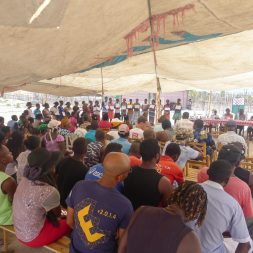 Training community health workers
