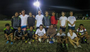 Blue Ventures vs Sarteneja football matches!