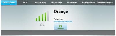 Przyzwoity sygnał LTE w routerze