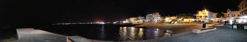 Fuertaventura - nocna panorama