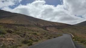 Fuertaventura - rowerowy dzien 1