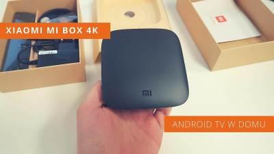 Recenzja Xiaomi Mi Box 4k jako telewizyjnej przystawki