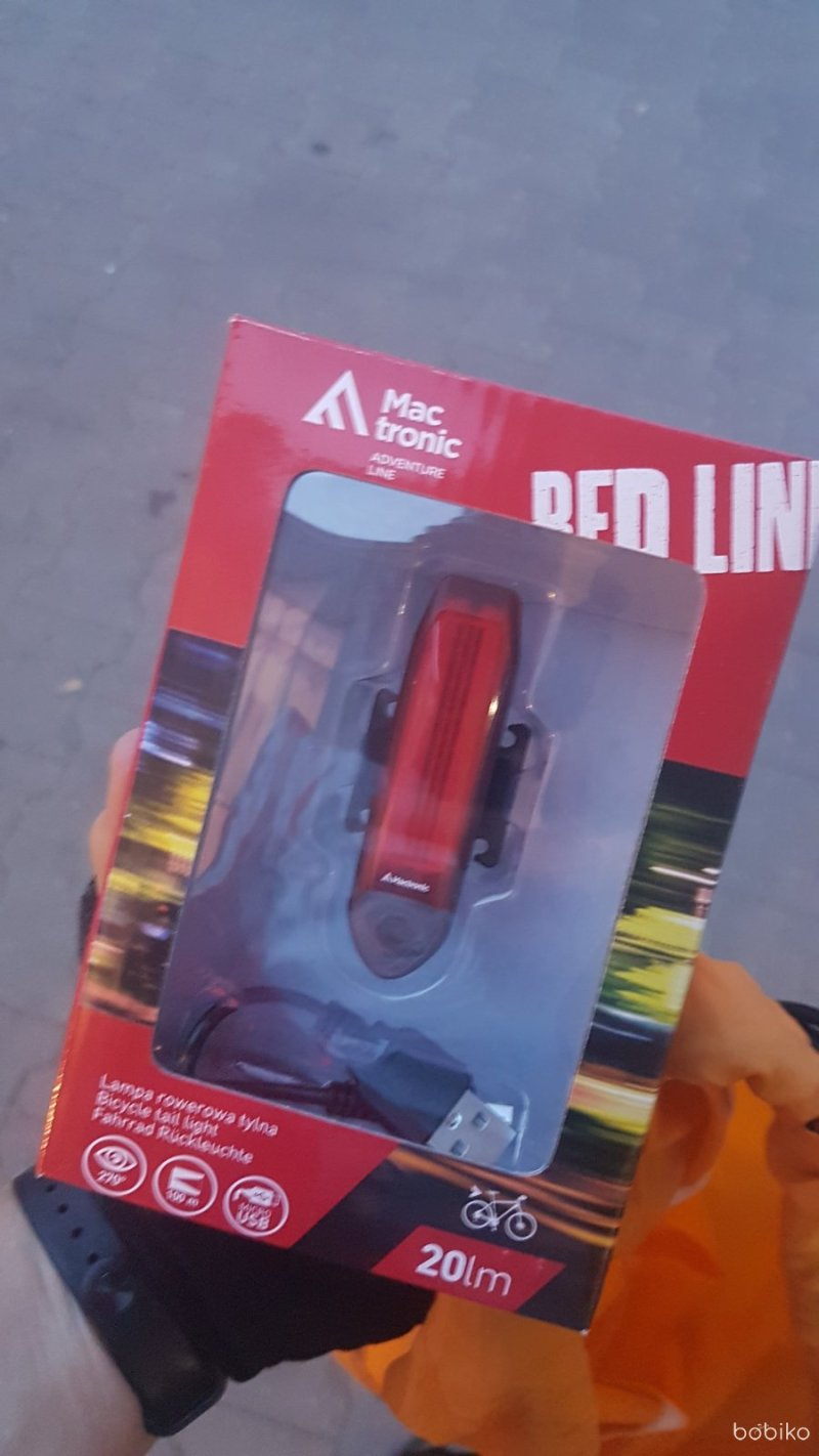 Mactronic Red Line