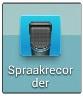 Samsung Spraakrecorder App