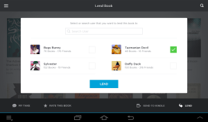 Ownshelf, Ownshelf App for sharing eBooks with friends across devices, BookFusion, Android eBook Reader, Android PDF Reader, Android EPUB3 Reader