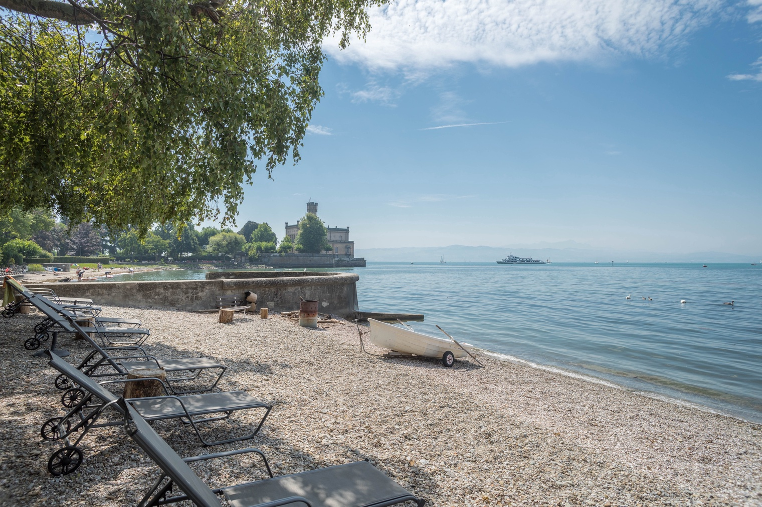 Sinah Heinemann on Lake Constance: Keeping Tradition and Looking Ahead