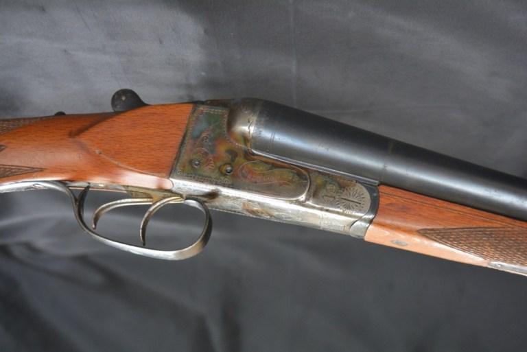 Baikal Ij-54 12 gauge shotgun.