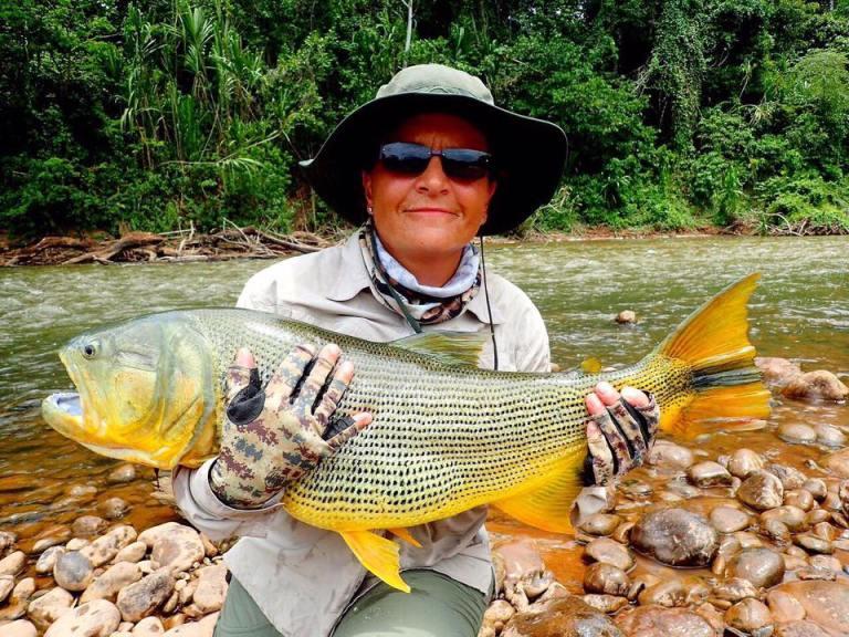 fishing bolivia