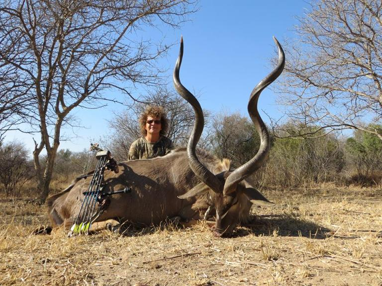 Kudu Huntress Bow