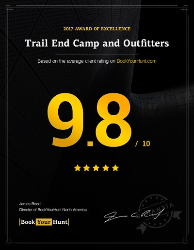 Trail End Camp and Outfitters