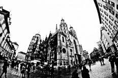 Stephansdom Platz, Vienna