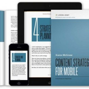 """Content Strategy for Mobile"" by Karen McGrane"